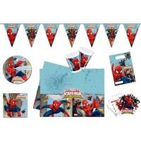 Feestpakket Spider-Man: 54-delig