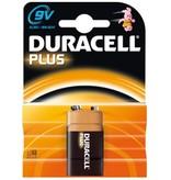 Duracell Batterij Duracell Plus Power MN 1604 9 volt