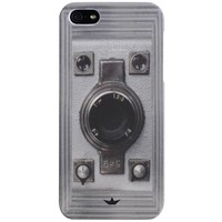 Hardcase PC Dresz: iPhone 5/5S Camera