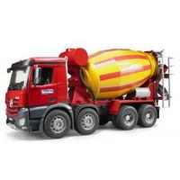 MB Arocs cement mixer Bruder