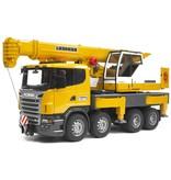 Bruder Bruder Scania R Telescoopkraanwagen 03570