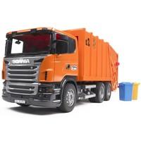 Scania R vuilniswagen Bruder