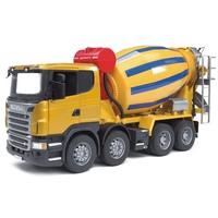Scania R cement mixer truck Bruder