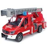 Bruder Bruder Mercedes Sprinter Brandweer Ladderwagen 02532