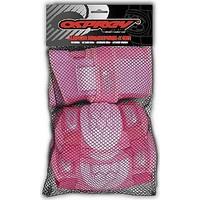 Beschermset Osprey junior roze