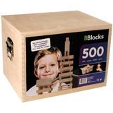 Bblocks 500 stuks in kist