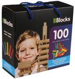 BBlocks BBlocks 100 latjes gekleurd