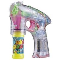 Bellenblaas pistool Bubblez: 45 ml