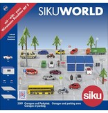 Siku Garage en parkeerplaatsen Sikuworld Siku