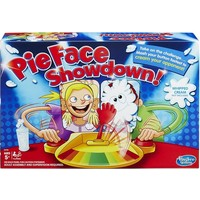 Slagroom Snoet / Pie Face: Showdown