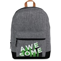 Rugzak Awesome Boys grey: 44x33x18 cm