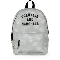 Rugzak Franklin M. Girls grey: 40x30x15 cm
