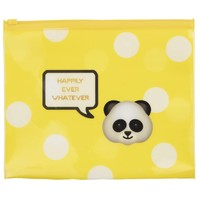 Etui Emo Fun yellow: 15x21 cm