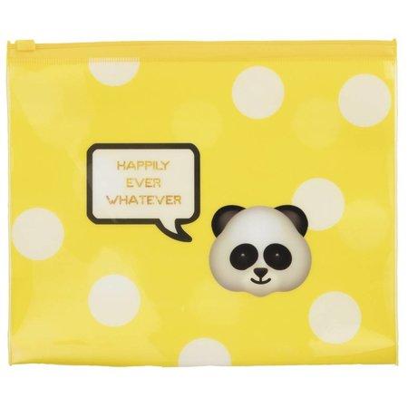 Emo Fun Etui Emo Fun yellow: 15x21 cm