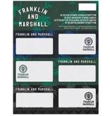 Franklin & Marshall Etiketten Franklin M. Boys 18 stuks