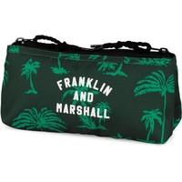Etui Franklin M. Boys green: 10x21x6 cm