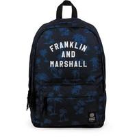Rugzak Franklin M. Boys blue: 43x30x18 cm