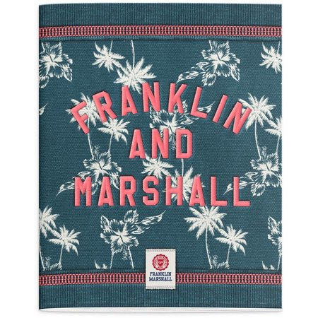Franklin & Marshall Schrift Franklin M. Girls 3-pack A5 gelijnd