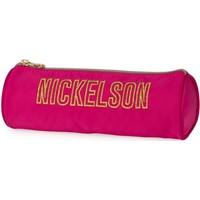 Etui Nickelson Girls pink: 8x23x8 cm
