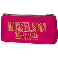 Etui Nickelson Girls pink: 10x21x6 cm