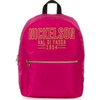 Rugzak Nickelson Girls pink: 41x30x16 cm