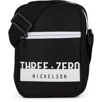 Schoudertas Nickelson Boys black: 20x15x5 cm