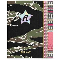 Schrift Replay Fashion 3-pack A5 gelijnd