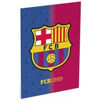 Schrift barcelona FCB1899 A4 gelijnd
