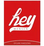Dylan Haegens Schrift Dylan Haegens Hey A5 gelijnd 3-pack