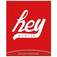 Schrift Dylan Haegens Hey A5 gelijnd 3-pack