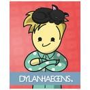 Dylan Haegens Schrift Dylan Haegens Team A5 gelijnd 3-pack