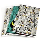 Donald Duck Schrift Donald Duck A5 gelijnd 3-pack