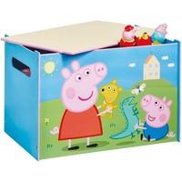 Peppa Pig Speelgoedkist hout