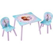 Disney Frozen Tafel met stoeltjes