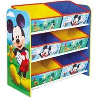 Mickey Mouse Opbergkast 6 vakken