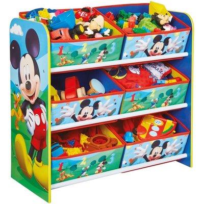 Mickey Mouse Mickey Mouse Opbergkast 6 vakken