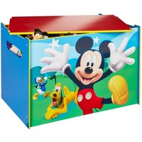 Mickey Mouse Speelgoedkist hout