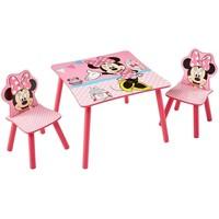 Minnie Mouse Tafel met stoeltjes