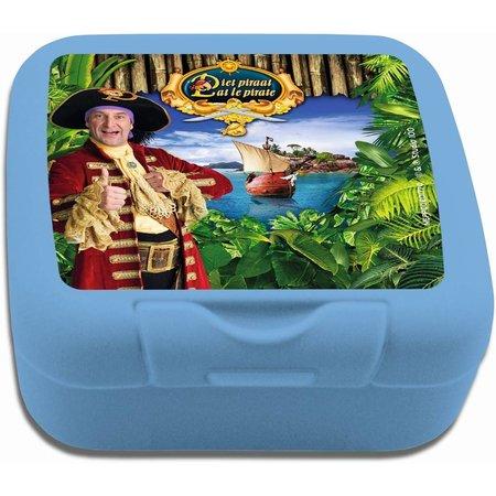 Piet Piraat Piet Piraat Koekendoosje - Blauw