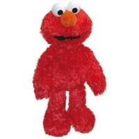 Pluche Sesamstraat Elmo 21 cm