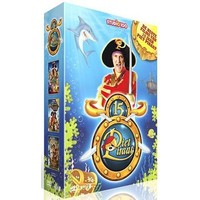 Piet Piraat3-DVD box - Piet Piraat toppers