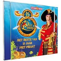 Piet Piraat CD - Beste van 15 jaar
