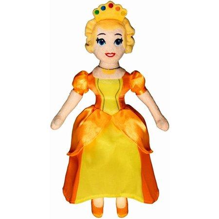 Prinsessia Prinsessia Knuffelpop - Madeliefje 30 cm
