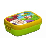 Kabouter Plop Kabouter Plop Lunchbox - Groen