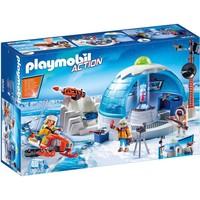 Hoofdkwartier Poolexpeditie Playmobil
