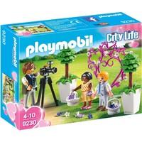 Fotograaf met bruidskinderen Playmobil