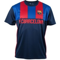T-shirt Barcelona stripes