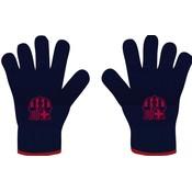 Handschoenen barcelona rood/blauw senior