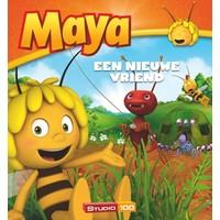 Boek Maya een nieuwe vriend