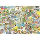 Jan van Haasteren Puzzel Jan van Haasteren The Holiday Fair 1000 stukjes